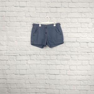 J. Crew Factory | Grey-Blue Shorts